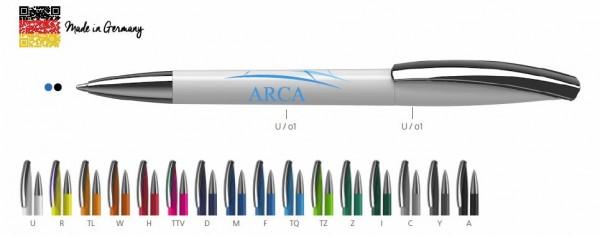 Kugelschreiber Arca high gloss MMn