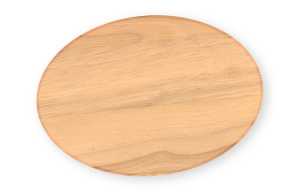 Holzbretchen-oval