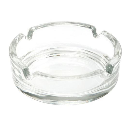 Aschenbecher-Glas