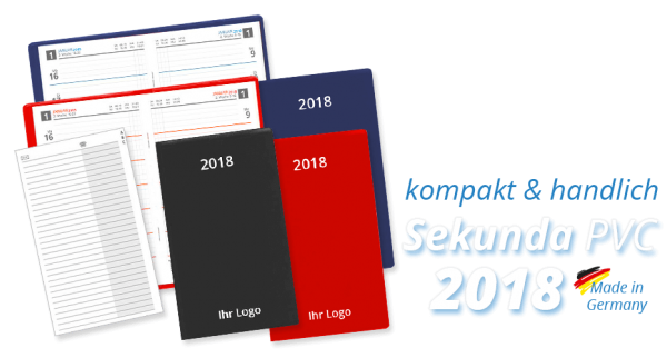 Taschenkalender SEKUNDA