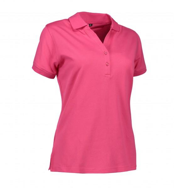 Piqué Damen Poloshirt