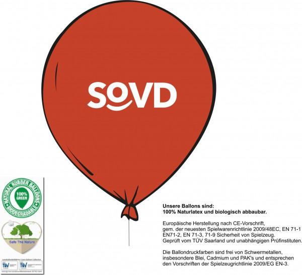 Luftballon SoVD