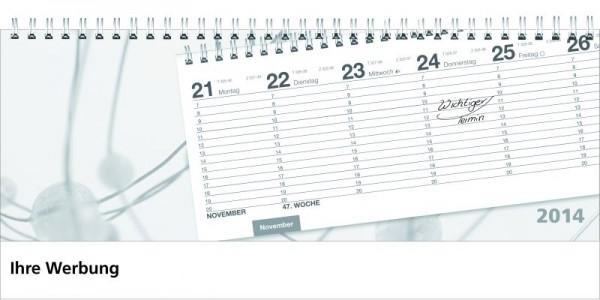 Tischquerkalender CONTACTA
