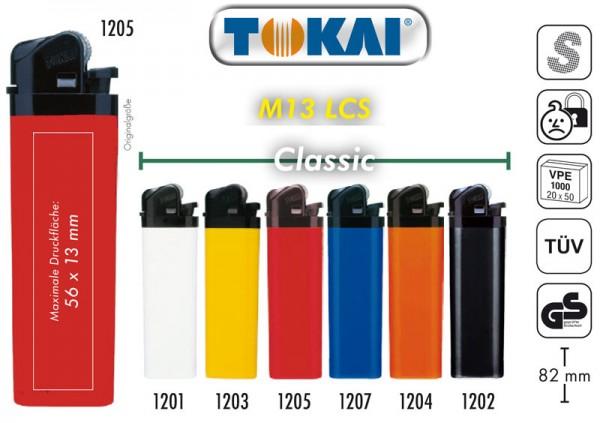 Feuerzeug M13 Classic